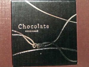Handmade Chocolate von der Deutschen Bahn AG, hart erkauft