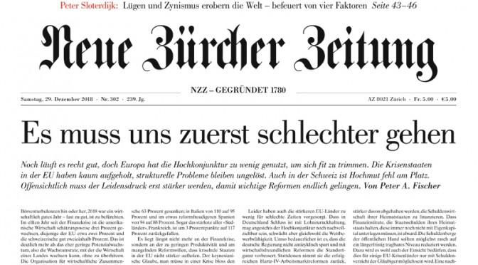 Zynische alte Männer - Peter Sloterdijk und der Zynismus