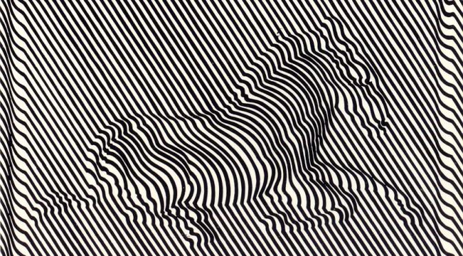 Victor Vasarely, Zebra, 1938