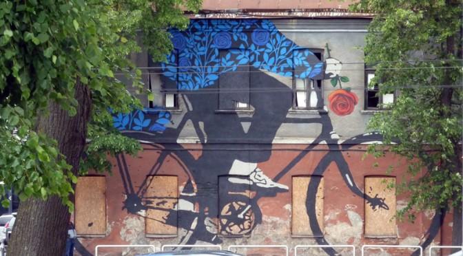 Fahrradfahren mit Liebe