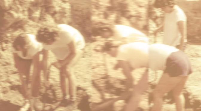 Ausgrabung in Achzivland