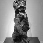 Otto Gutfreund, Angst, 1911